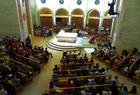 الذبيحة الإلهية قداس mass