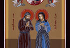 الشهيدين قبريانوس ويوستينا البتول