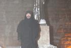 أبونا طوني بشعلاني مشعلاني ثلج تصوير شادي عيد Antoine Bachaalani