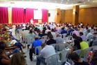 عيلة مار شربل صالة كنيسة مار شربل أدونيس اجتماع صلاة موضوع