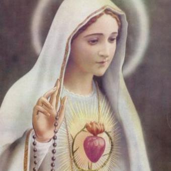 consecration of to the Immaculate Heart of Mary
