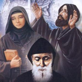 The-saints-are-the-face-of-God's-mercy
