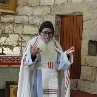 الأب الحبيس يوحنا خوند