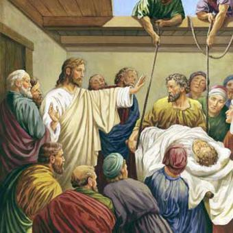Jésus-voyant-leur-foi